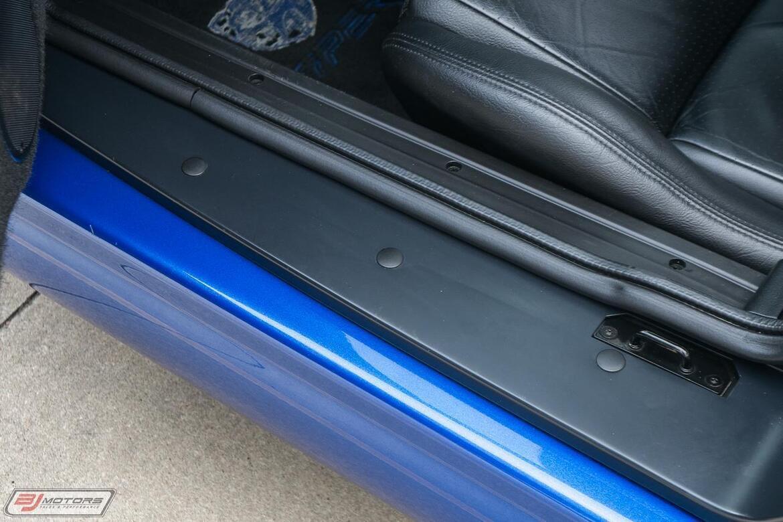 1996 Dodge Viper GTS Tomball TX