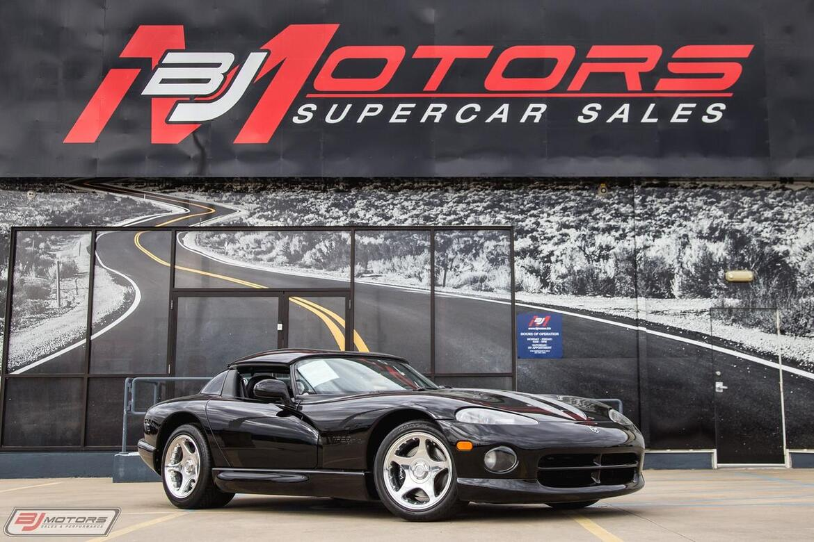 1996 Dodge Viper RT/10 Tomball TX
