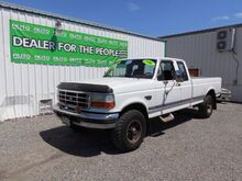 1996_Ford_F-250_XL SuperCab Short Bed 4WD_ Spokane Valley WA