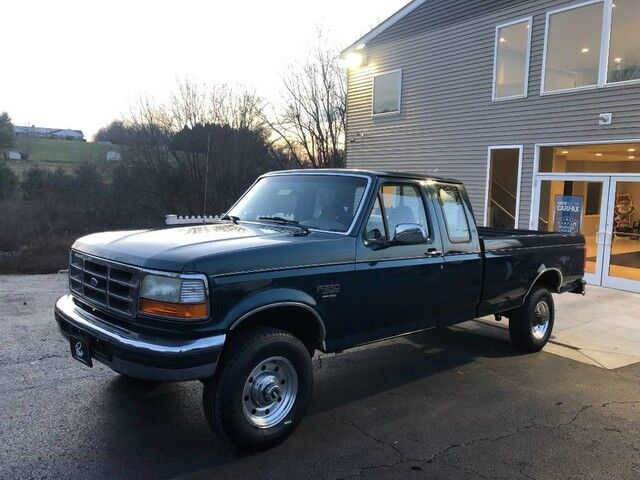 1996 Ford F-250 XLT 7.3 Power Stroke Turbo-Diesel 4WD  Manchester MD