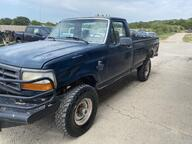 1996 Ford F350 XL Goldthwaite TX