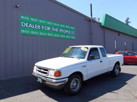 1996 Ford Ranger XLT SuperCab 2WD Spokane Valley WA