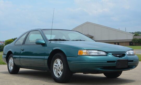 1996_Ford_Thunderbird_LX Coupe_ Fort Worth TX