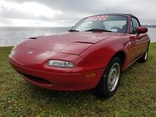 Mazda MX5 Miata Leather Pkg 1996