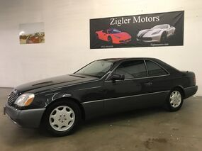 Mercedes-Benz S Class 2dr Cpe Low miles Clean Carfax very clean well maintained 1996