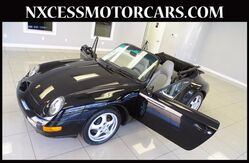 1996_Porsche_911 Carrera_CONVERTIBLE GARAGE KEPT CLEAN CARFAX._ Houston TX