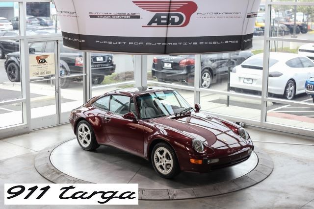 1996 Porsche 911 Carrera Targa Chantilly VA
