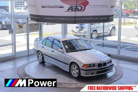 1997_BMW_M3_Sedan_ Chantilly VA