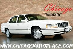 1997_Cadillac_Deville_4.6L V8 NORTHSTAR ENGINE FRONT WHEEL DRIVE SUNROOF TAN LEATHER PREMIUM ALLOY WHEELS WOOD GRAIN INTERIOR TRIM CLIMATE CONTROL_ Bensenville IL