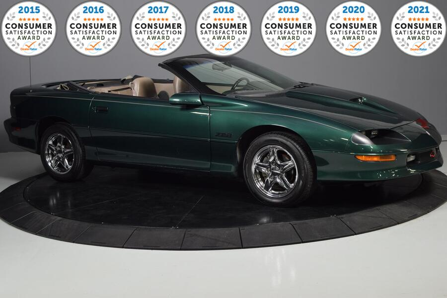 1997_Chevrolet_Camaro_Z28_ Glendale Heights IL
