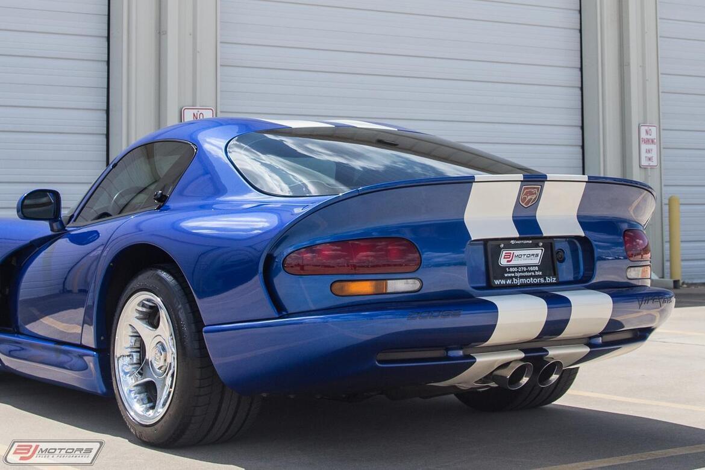 1997 Dodge Viper  Tomball TX