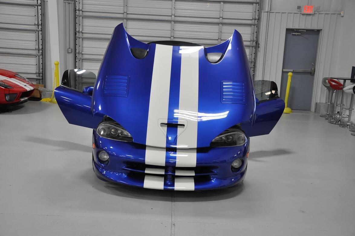 1997 Dodge Viper Supercharged Doug Levin SC Tomball TX