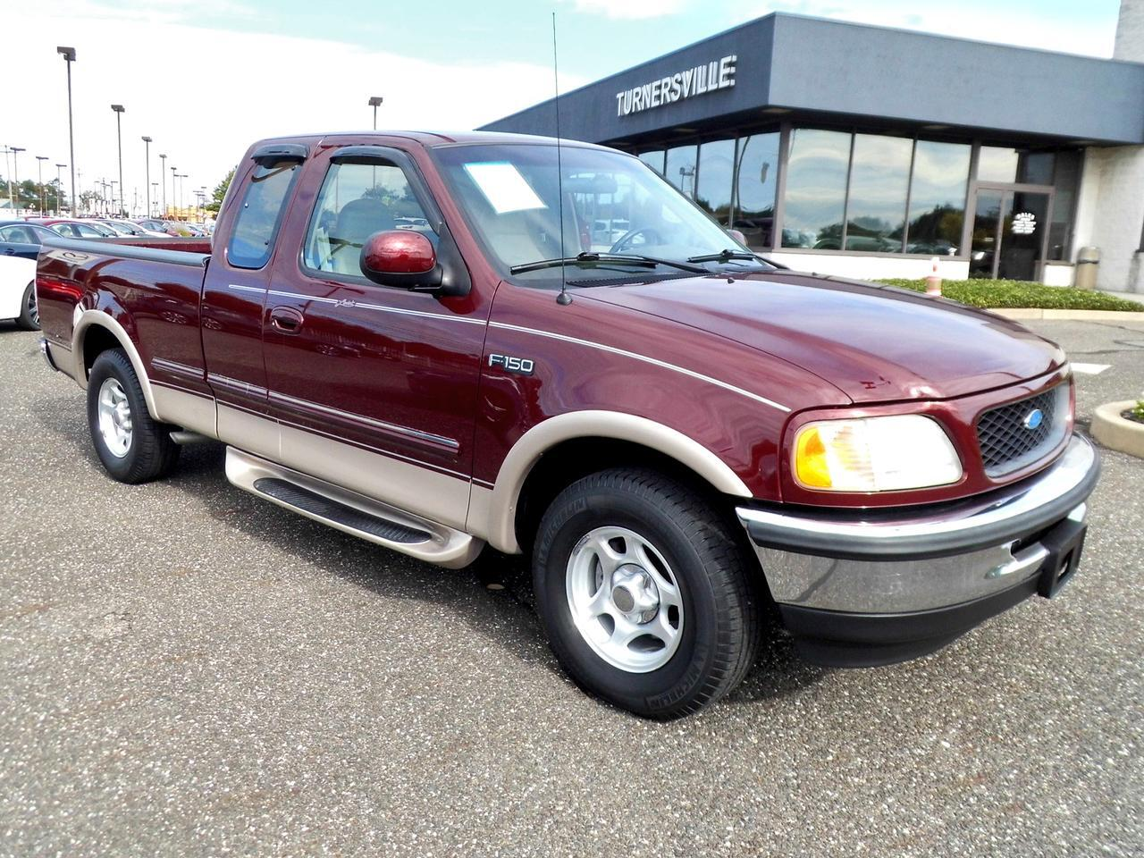 Mazda3 Vs Mazda6 >> 1997 Ford F-150 Lariat - LEATHER Turnersville NJ 26352898