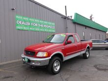 1997_Ford_F-150_SuperCab Short Bed 4WD_ Spokane Valley WA