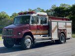 1997 Freightliner FL106 Fire Pumper Truck