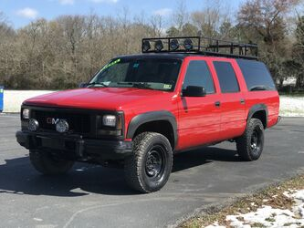 GMC 2500 SUBURBAN DIESEL  1997