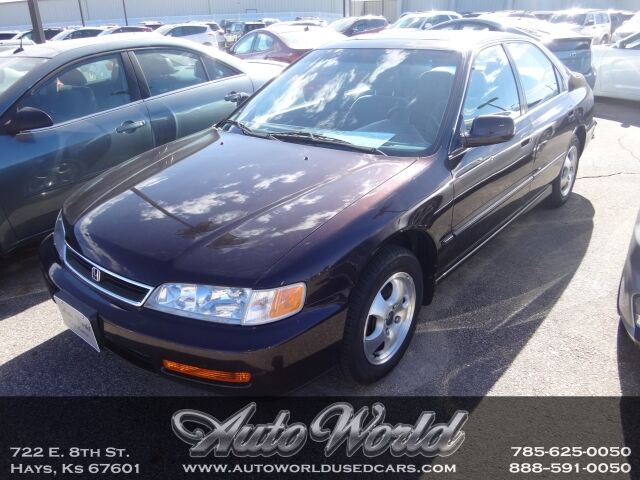 1997 Honda ACCORD SE  Hays KS