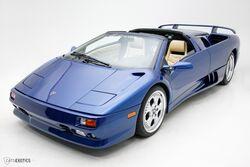 Lamborghini Diablo VT Roadster 1997