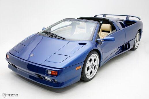 1997 Lamborghini Diablo VT Roadster Seattle WA