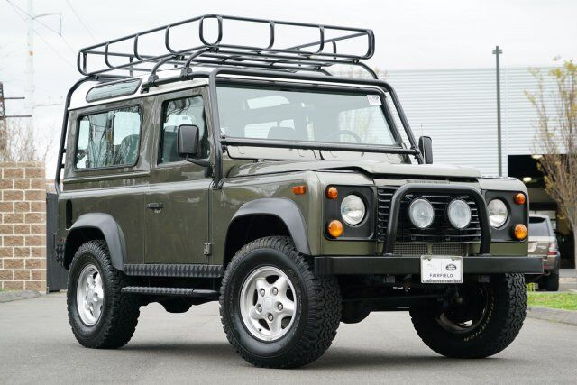 1997 Land Rover Defender 90 2dr Station Wagon Hard-Top Fairfield CT