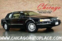 1997_Mercury_Cougar_Coupe XR7 Bostonian Edition - 4.6L V8 ENGINE 1 OWNER REAR WHEEL DRIVE TAN LEATHER INTERIOR WOOD GRAIN INTERIOR TRIM PREMIUM ALLOY WHEELS_ Bensenville IL