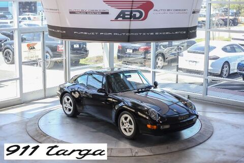 1997_Porsche_911_Carrera Targa_ Chantilly VA