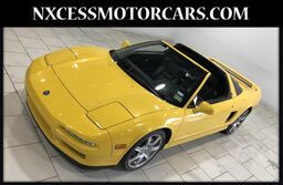 Acura NSX HARD TOP CONVERTIBLE RARE MILES ONLY 52K MILES 1998