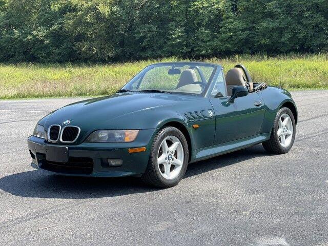 1998 BMW Z3 Convertible 2.8L Crozier VA