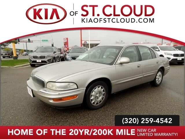1998 Buick Park Avenue Ultra Supercharged St. Cloud MN