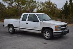 Chevrolet C/K 1500 EXTENDED CAB! V8! DRIVES GREAT! AMAZING DEAL! 1998