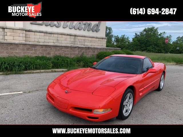 1998 Chevrolet Corvette 2D Coupe Columbus OH