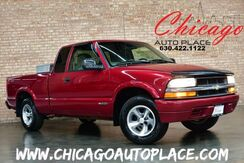 1998_Chevrolet_S-10_LS - EXTENDED CAB 5 SPEED MANUAL WORK BOX ALLOYS LOCAL TRADE_ Bensenville IL