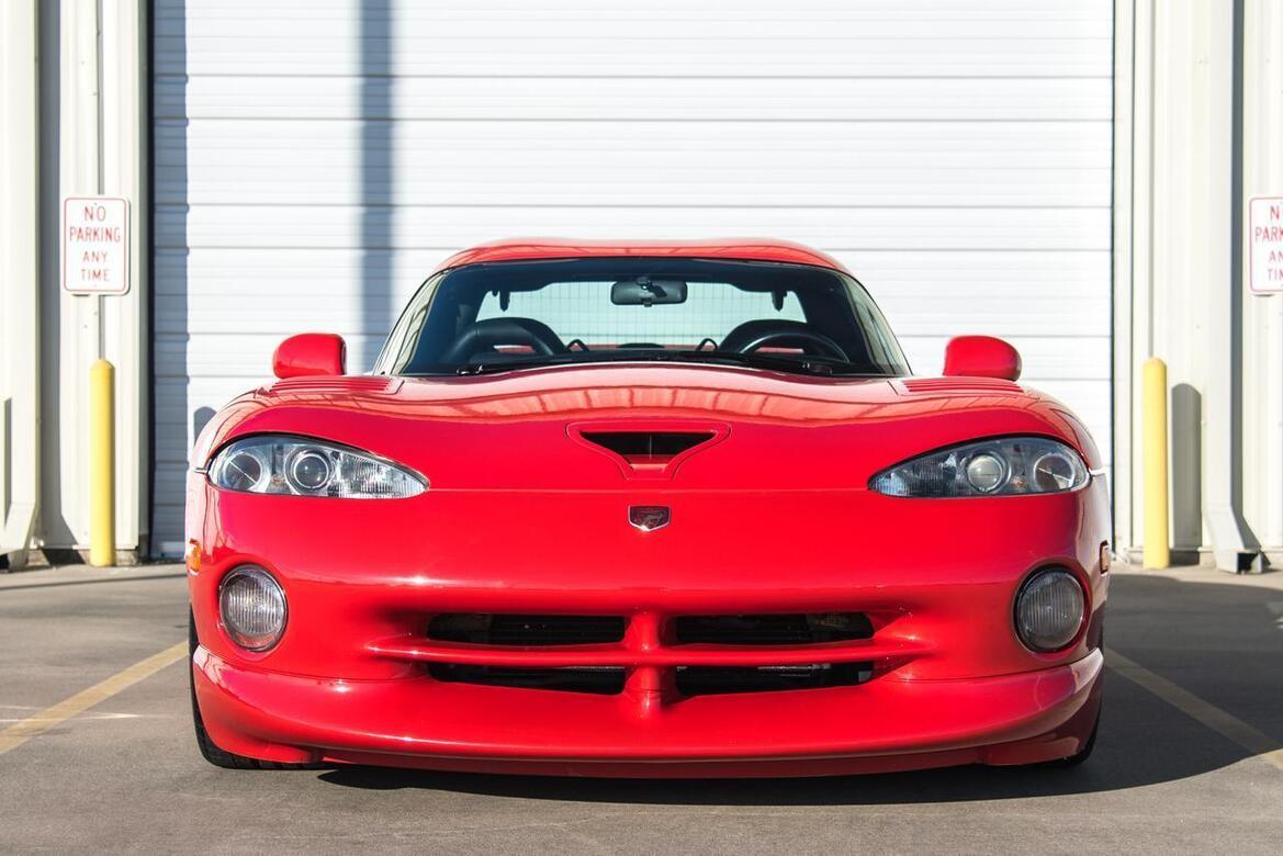 1998 Dodge Viper  Tomball TX