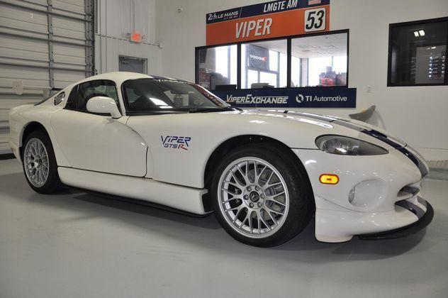 1998 Dodge Viper GTSR # 24 GT2  (200 Miles) Tomball TX
