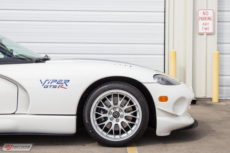 1998 Dodge Viper GTSR GT2 Tomball TX