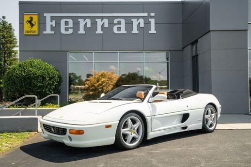 1998 Ferrari F355 Spider Gated Greensboro NC