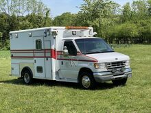 1998_Ford_E350_Ambulance 7.3 Turbo Diesel_ Crozier VA