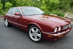 1998_Jaguar_XJ_R Supercharged V8_ Easton PA