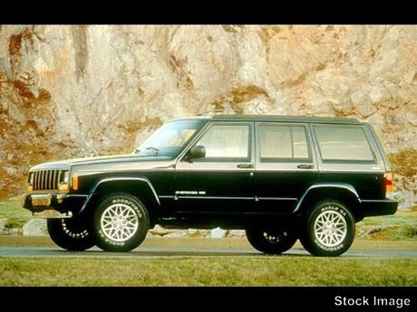 1998 Jeep Cherokee 4DR SPORT 4WD Mount Hope WV