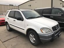 1998_Mercedes-Benz_M-Class__ Englewood CO