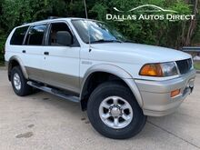 1998_Mitsubishi_Montero Sport_**3rd Row**RUNS GREAT**RARE**_ Carrollton  TX