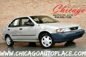 1998 Nissan Sentra GXE - 1.6L SFI 4-CYL ENGINE FRONT WHEEL DRIVE GRAY CLOTH INTERIOR CRUISE CONTROL