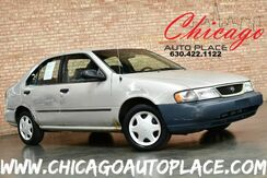 1998_Nissan_Sentra_GXE - 1.6L SFI 4-CYL ENGINE FRONT WHEEL DRIVE GRAY CLOTH INTERIOR CRUISE CONTROL_ Bensenville IL