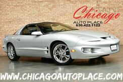 1998_Pontiac_Firebird_Coupe - 3.8L V6 SERIES II ENGINE REAR WHEEL DRIVE GRAY LEATHER BUCKET SEATS CUSTOM AUDIO SYSTEM CHROME WHEELS_ Bensenville IL