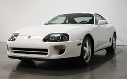 1998_Toyota_Supra__ Houston TX