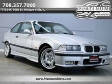 1999_BMW_M3 Coupe_3 Owner Two Keys Spoiler Roof Hard To Find Low Miles_ Hickory Hills IL