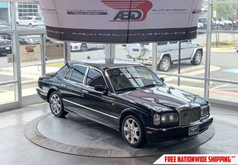 1999_Bentley_Arnage_Green Label_ Chantilly VA
