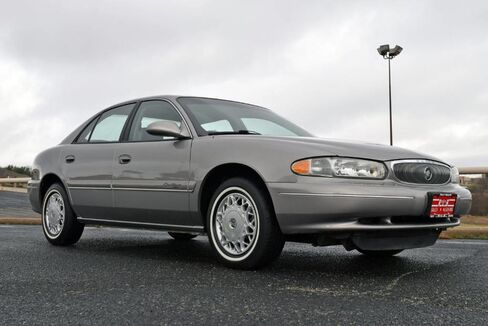 1999_Buick_Century_Limited_ Fort Worth TX