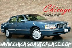 1999_Cadillac_DeVille_4.6L V8 NORTHSTAR ENGINE 1 OWNER FRONT WHEEL DRIVE BEIGE LEATHER WOOD GRAIN INTERIOR TRIM PREMIUM ALLOY WHEELS_ Bensenville IL