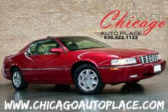 1999_Cadillac_Eldorado_Coupe - 4.6L 275HP NORTHSTAR V8 ENGINE BEIGE LEATHER HEATED SEATS SUNROOF WOOD GRAIN INTERIOR TRIM PREMIUM CHROME WHEELS_ Bensenville IL